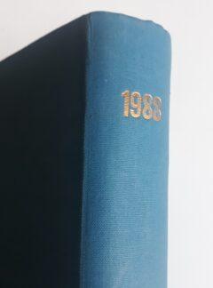 Motoristická současnost 1988 + příloha 1 a 2