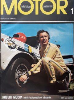Motoristická současnost 1975