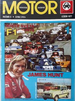 Motoristická současnost 1977