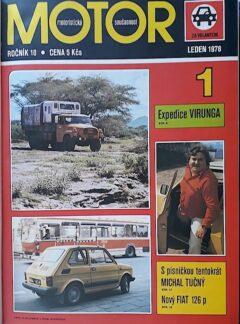 Motoristická současnost 1978