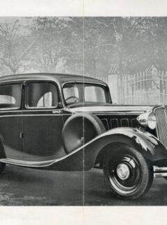 Praga Alfa 1936
