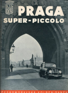 Praga Super-Piccolo