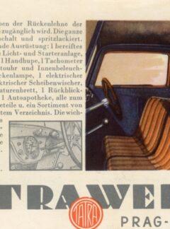 Tatra 57 Limousine