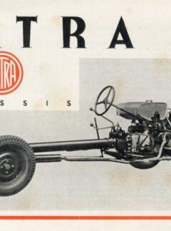 Tatra 75 chassis