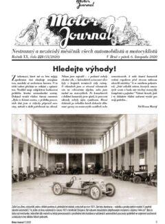 Motor Journal 11/2020