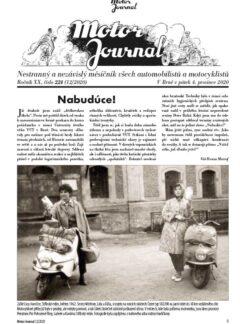 Motor Journal 12/2020