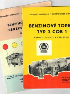 Benzinové topení Typ 3 COB 1
