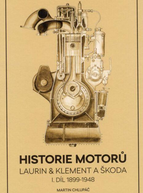 Historie motorů LaK a Škoda 1001