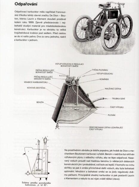 Historie motorů LaK a Škoda 1002