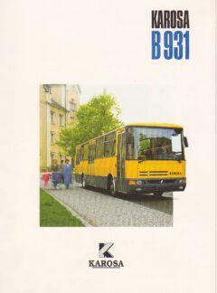 Karosa B 931