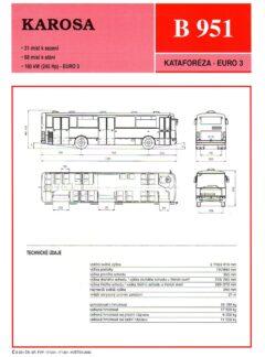 Karosa B 952 / B 951 / B 961