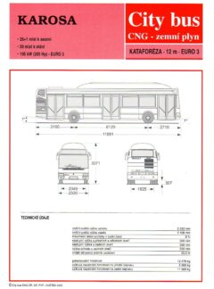 Karosa City bus