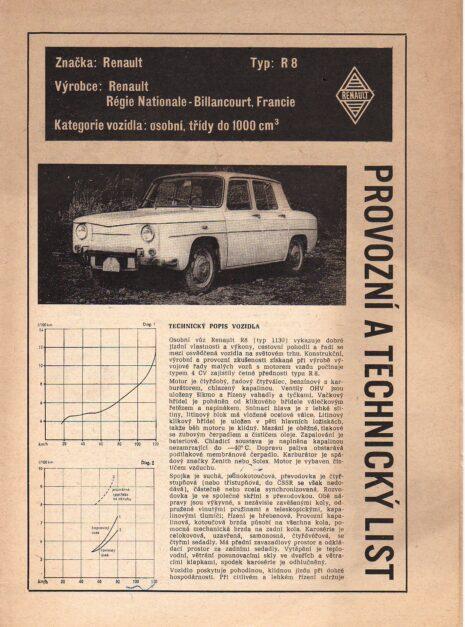 A0540_Provoz-a-tech-list_Renault 8