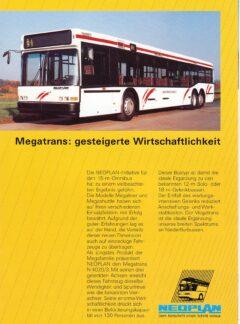 Neoplan Megatrans