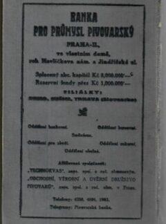 Lihovarský kalendář 1923-24