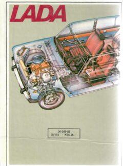 Údržba a opravy automobilů Lada, Niva