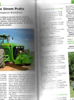 Katalog traktorů