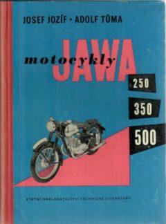 Motocykly Jawa 250, 350, 500