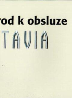 Návod k obsluze Octavia