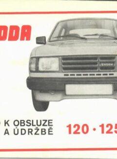 Návod k obsluze a údržbě Škoda 120-125-135