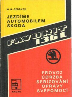 Jezdíme automobilem Škoda Favorit 136 L