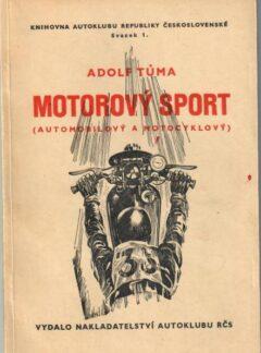 Motorový sport
