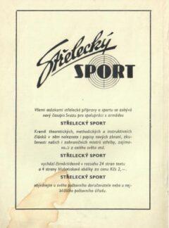 Motoristická současnost 1957 číslo 3