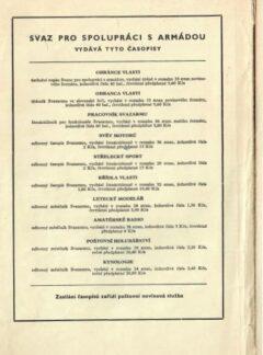 Motoristická současnost 1957 číslo 4
