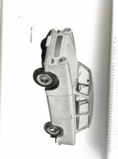 Obsluha a údržba Trabant 601