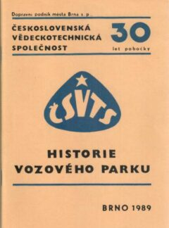 Historie vozového parku DpmB