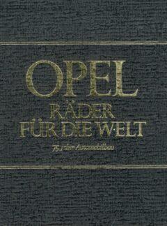 Opel räder für die Welt