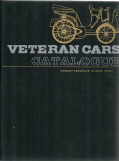 Veteran cars catalogue NTM