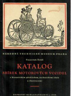 Katalog sbírek motorových vozidel