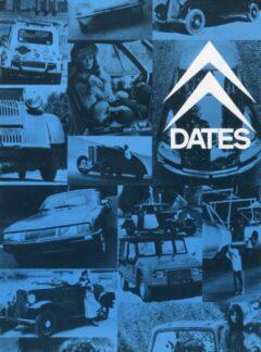 Citroën Dates