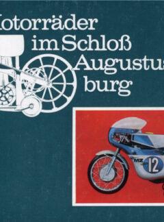 Motorräder im Scholss Augustusburg