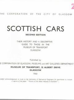 Scottish Cars