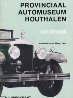 Provinciaal Automuseum Houthalen