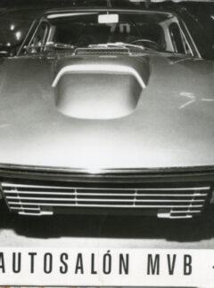 Malý autosalon MVB – 1967