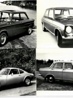 Malý autosalon MVB – 1970