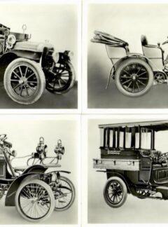 Historische Kraftfahrzeuge – Phaeton, Limousine
