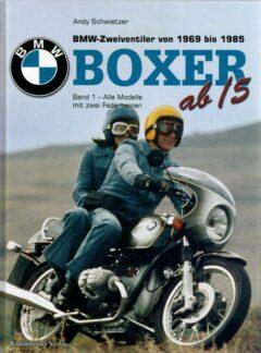 BMW Boxer – Zweiventiler von 1969 bis 1985