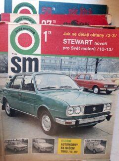 Svět motorů 1978