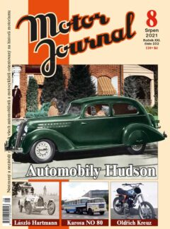 Motor Journal 08/2021